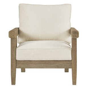 Ockton Wooden Armchair