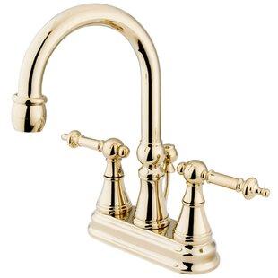 Kingston Brass Tuscany Centerset Bathroom Fa..