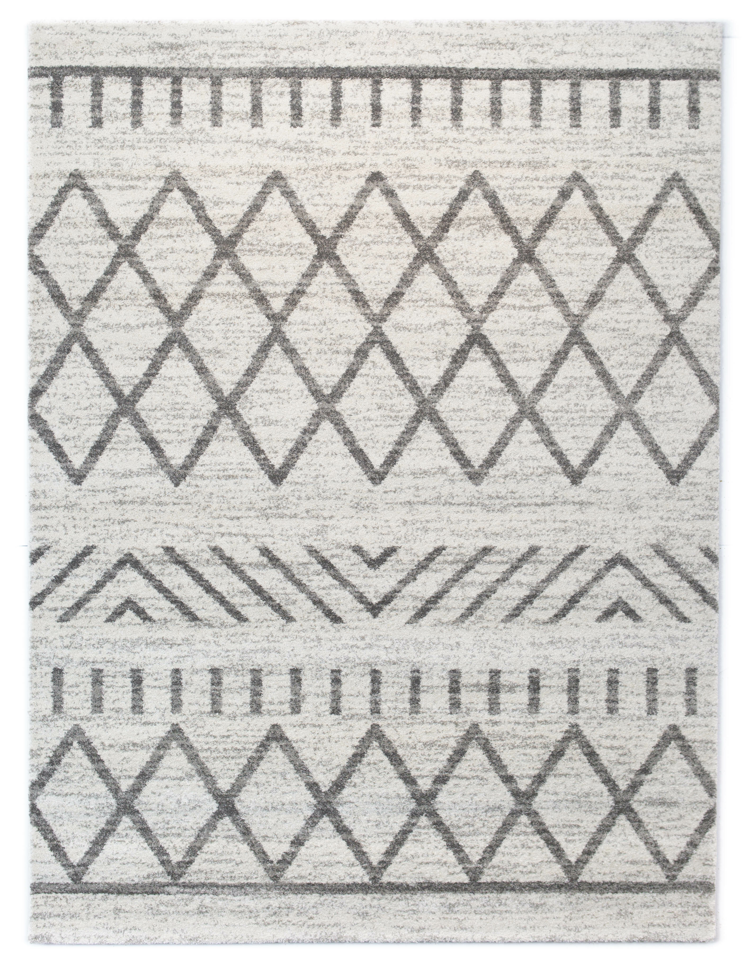 Balta Elle Geometric Cream Area Rug Wayfair