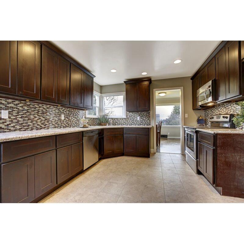 Brookings 34 5 X 36 Kitchen Sink Base Cabinet