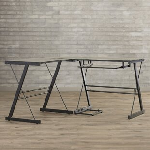Wrought Studio L-Shape Computer Desk