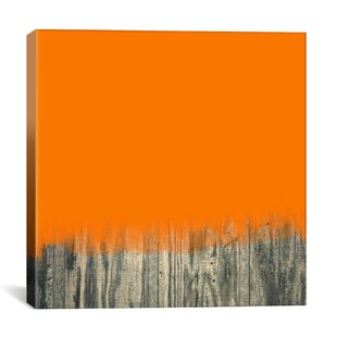 Modern Over the Fence Canvas Art