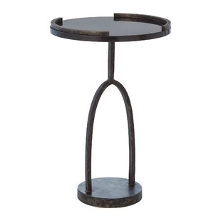 Wishbonec End Table