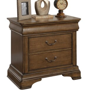 Therese 2 Drawer Nightstand by Darby Home Co