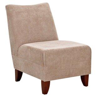 Davina Slipper Chair by Klaussner Furniture