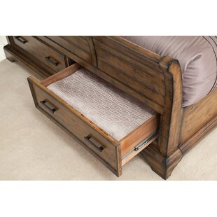 Falgout Storage Platform Bed by August Grove