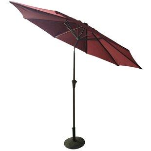 Hermina 9' Market Umbrella by Red Barrel Studio