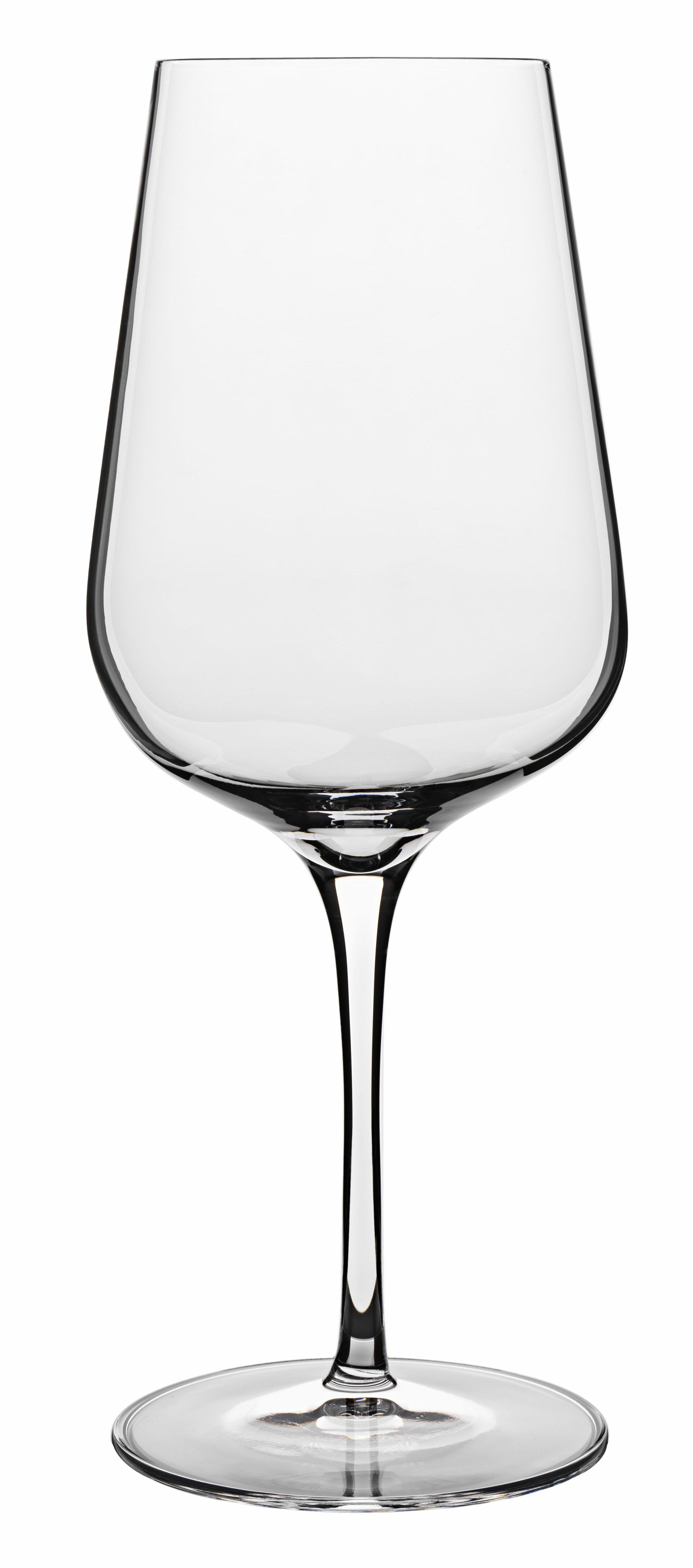Luigi Bormioli Intenso 550 19 Oz Glass Stemmed Wine Glass Reviews Wayfair Ca