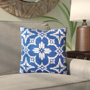 Boualam Outdoor Throw Pillow (Set of 2)