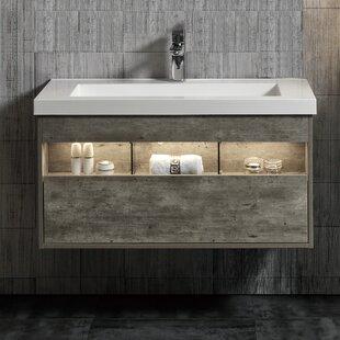 Top Mount Bathroom Sink Modern