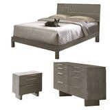 Platform Configurable Bedroom Set by Minick Wood Products