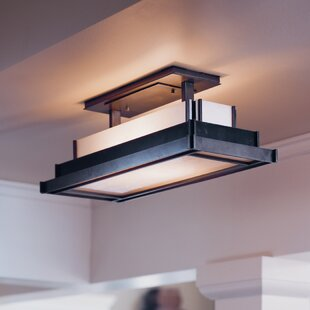 Steppe 2-Light Semi Flush Moun..