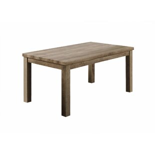 Ephraim Dining Table Millwood Pines
