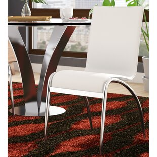 Wade Logan Arroyo Upholstered Dining Chair (Set of 2)