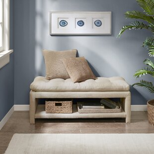 Winston Porter Englund Accent Upholstered Bench
