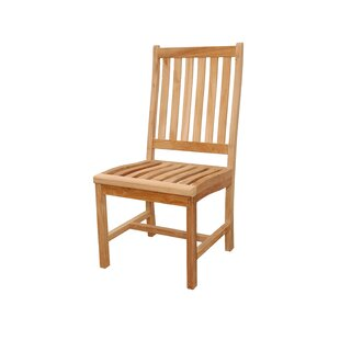 Wilshire Teak Patio Dining Chair