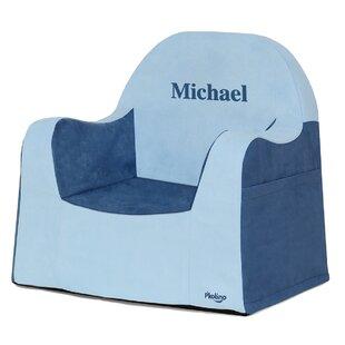 Little Reader Kid's Foam Club Chair