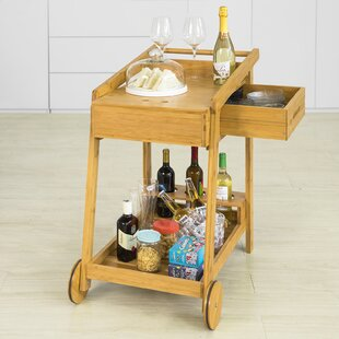 Laporte Serving Cart By 17 Stories
