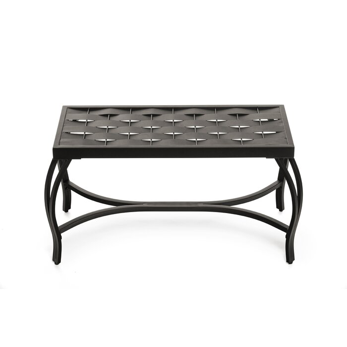 Tremendous Parthenia Weave Metal Bench Inzonedesignstudio Interior Chair Design Inzonedesignstudiocom