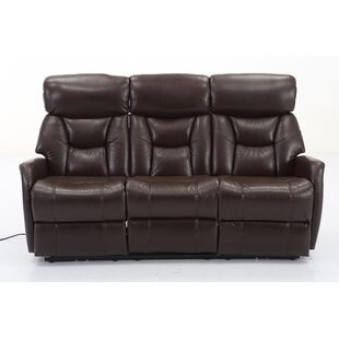 Grip Dual Reclining Sofa by Red Barrel Studio