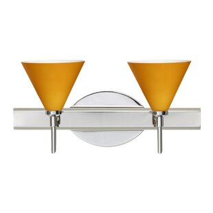 Besa Lighting Kani 2-Light Vanity Light