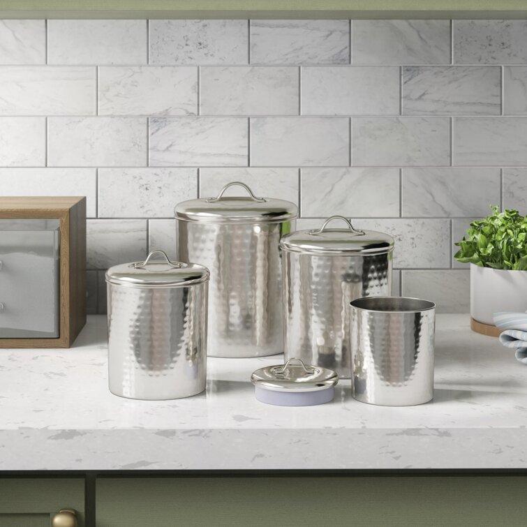 4 Kitchen Canister Set Reviews Birch Lane
