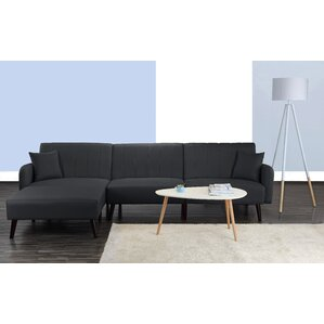 Bethzy Reversible Reclining Sectional by Ebern Designs