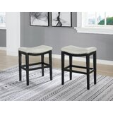 Abderus Delano 24 Bar Stool by Gracie Oaks