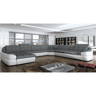 Orren Ellis Gault XL Sleeper Sectional