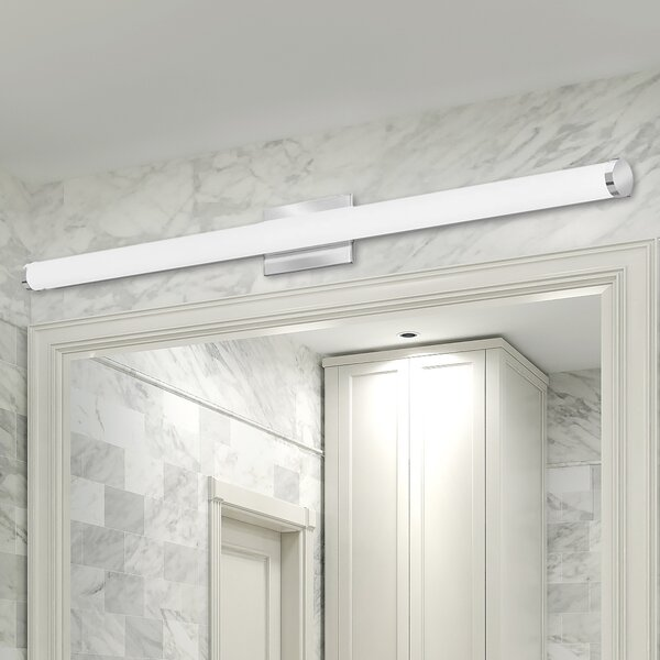 Lithonia Lighting Cylinder 1 Light Led Bath Bar & Reviews by Lithonia Lighting