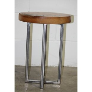 Latrell Hemlock End Table