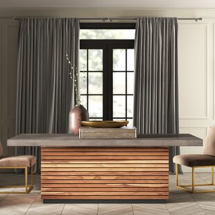 Lorna Dining Table by Greyleigh