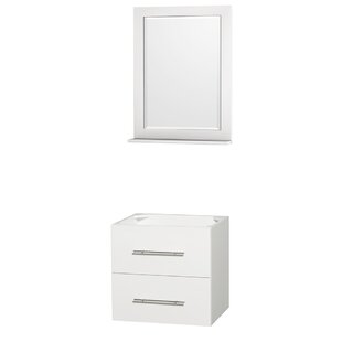 Centra 23 Single Bathroom Vanity Base by Wyndham Collection