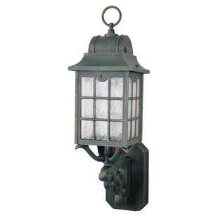 Archard 1-Light Outdoor Sconce