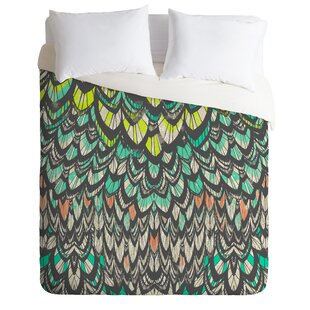 East Urban Home State Flock Duvet Set