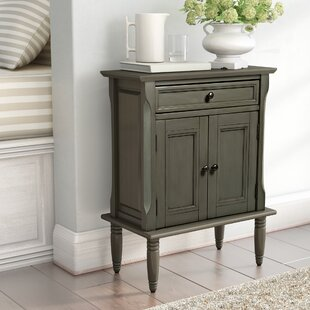 Three Posts Glenburn 1 Drawer Nightstand