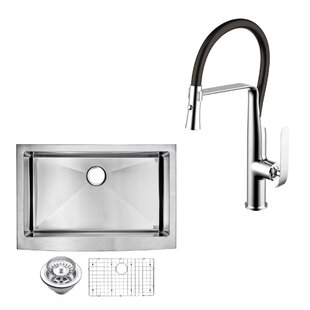 dCOR design All-in-One Front Stainless Steel 30