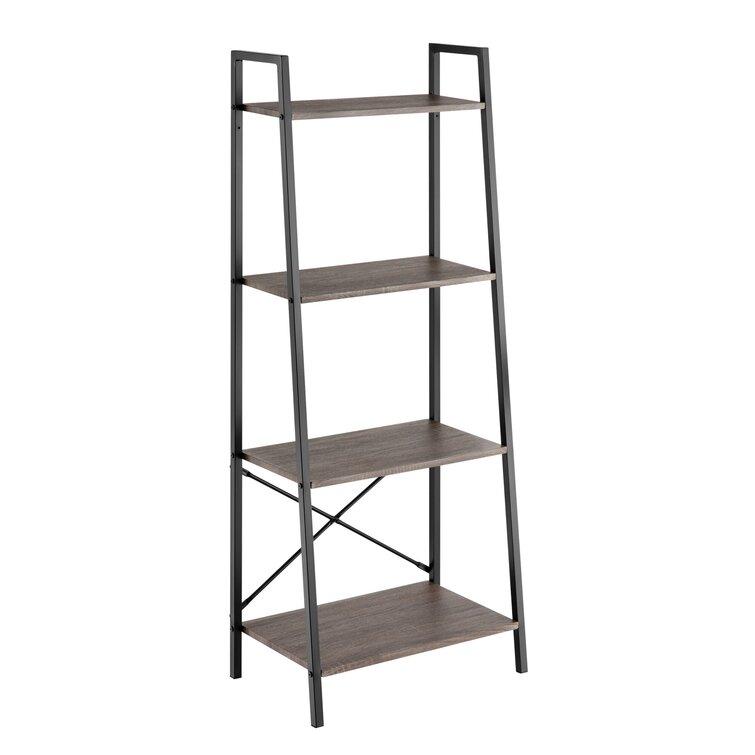 Trent Austin Design® Frausto 54'' H x 22'' W Steel Ladder Bookcase