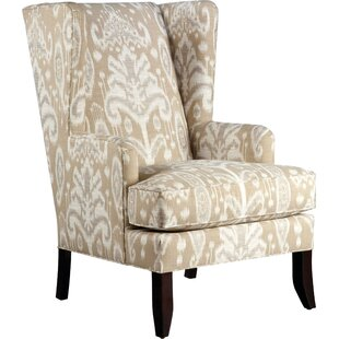 Johnson Wingback Chair by Fairfield Chair Best #1