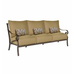 Leona Veracruz Patio Sofa with Cushions