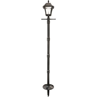 Affordable Baytown II 10-Light LED 78 Post Light By Gama Sonic