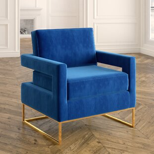 Everly Quinn Canterbury Lounge Chair