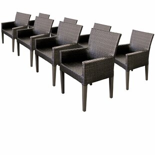 Medley Patio Dining Chair (Set of 8)