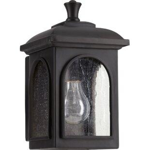 Purchase Pelletier 1-Light Outdoor Flush mount By Gracie Oaks