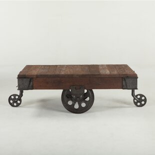 Chute Coffee Table by Gracie Oaks