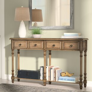 Preusser Console Table By August Grove