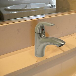 Single Hole Bathroom Faucet with Drain Assembly By KEE