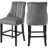 Colm 24 Bar Stool (Set of 2) by Mercer41