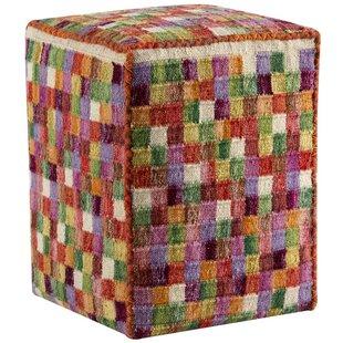Small Box Pouf by Hokku Designs