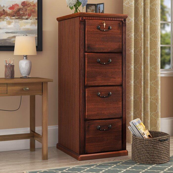 brand new b42fe 0bf2e Reynoldsville 4-Drawer Vertical filing cabinet
